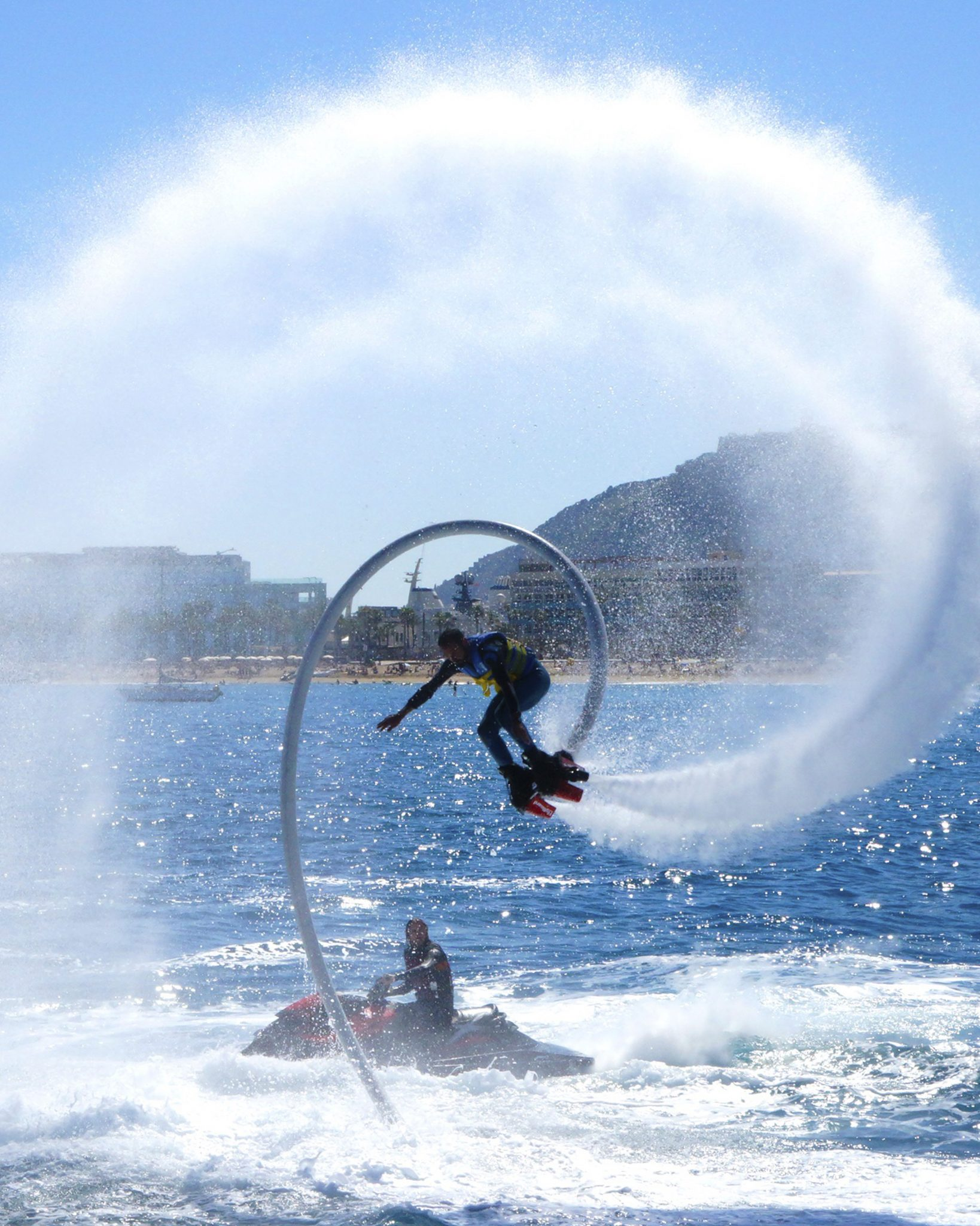 flyboard_bcn_show_experience